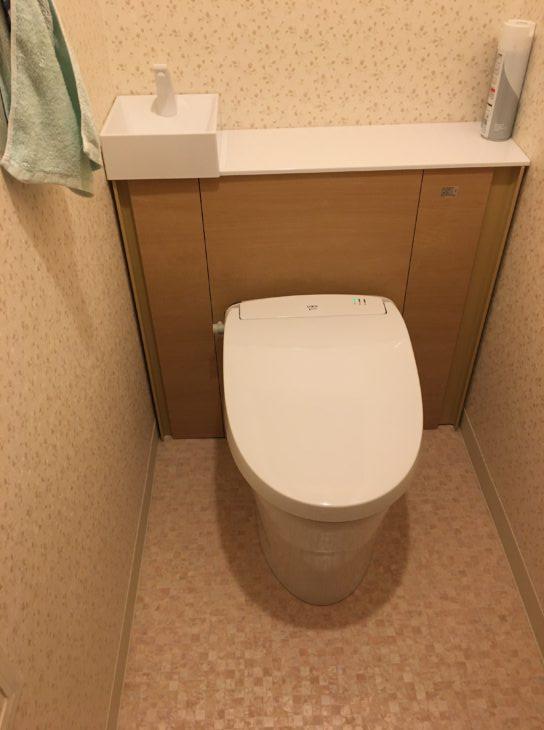 戸塚区品濃町I様:トイレ改修工事