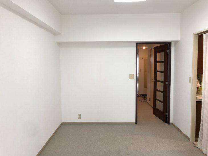 戸塚区品濃町 U様:クロス・絨毯張替え工事