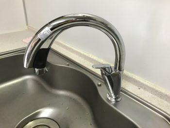 戸塚区上品濃町 K様:キッチン混合水栓交換工事